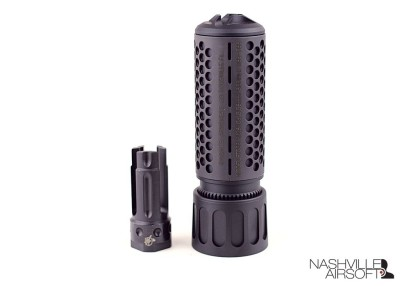 Madbull Knights QDC-CQB Suppressor